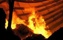 Bình Định: Cháy khách sạn, nhiều du khách hoảng loạn