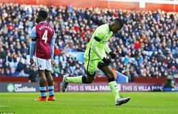 "Aston Villa 0-4 Man City: Ấn tượng ""sao mai"" Iheanacho"