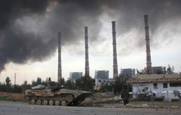 Chưa rõ nguyên nhân mất điện toàn Syria