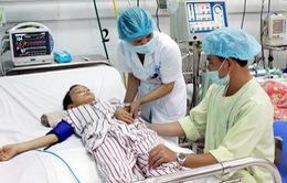BV Nhi TƯ kiểm tra tình hình viêm não cấp ở Cao Bằng