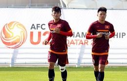 U23 Việt Nam: Mạnh Hùng trở lại tập luyện trước ngày chốt danh sách