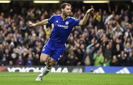 Chelsea xác nhận gây sốc với Ivanovic