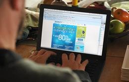 Người Mỹ chi kỷ lục trong ngày Cyber Monday