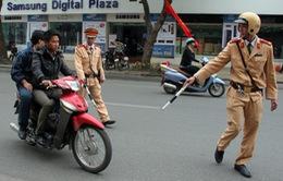 Tăng tiền phạt vi phạm giao thông: Chưa đủ sức răn đe?