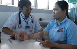 Hỗ trợ 50% chi phí khám, chữa bệnh nghề nghiệp