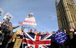 """Anh rời châu Âu sẽ là """"cú sốc"""" với kinh tế toàn cầu"""