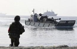 NATO tăng cường hiện diện quân sự ở Địa Trung Hải