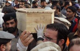 Đánh bom đẫm máu ở nhà thờ Pakistan, ít nhất 23 người thiệt mạng