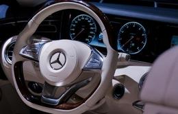 Mercedes - Microsoft hợp tác phát triển 'Văn phòng trên xe'