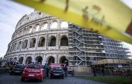 Italy tăng cường an ninh tại đấu trường La Mã