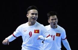 ĐT futsal Việt Nam sẽ quyết giành chiến thắng trước Thái Lan