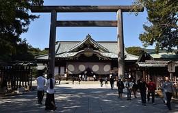 Nhóm nghị sĩ Nhật Bản thăm đền Yasukuni