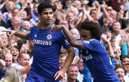 Costa và Willian cứu giúp trại trẻ mồ côi của fan Arsenal