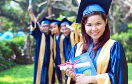 Gần 300 học bổng đại học và thạc sĩ ở nước ngoài