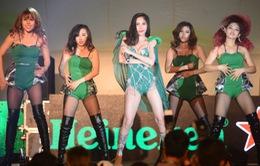 Heineken Green Room - sự kiện âm nhạc quốc tế lần đầu tiên được tổ chức tại Việt Nam