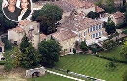 Những căn biệt thự xa hoa của cặp đôi Brad Pitt - Angelina Jolie