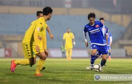 VIDEO: Tổng hợp trận đấu ĐT Việt Nam 0-0 Hà Nội T&T