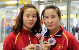 Đường đến Olympic của Vật Việt Nam