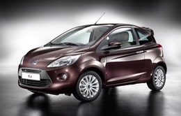 Hãng Ford không tham gia Paris Auto Show 2016