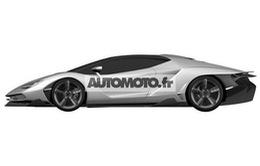 """Lamborghini ra mắt """"quái vật"""" Centenario LP 770-4"""