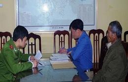 Hội trưởng cựu chiến binh lừa tiền 22 hộ gia đình rồi bỏ trốn