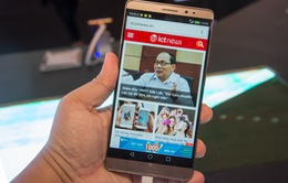 Cận cảnh bộ đôi Huawei Mate 8 và GR 5 vừa ra mắt tại Đông Nam Á