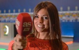Patricia Dominguez – phóng viên xinh đẹp xứ Bò tót