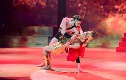 """Vip dance: Mang """"Đời cát"""" lên sân khấu, Hồng Quế rinh điểm cao"""