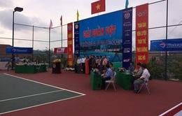 Khai mạc giải Quần vợt vô địch đồng đội quốc gia 2016