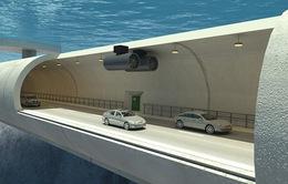 Khám phá siêu đường hầm dưới biển trị giá 25 tỷ USD