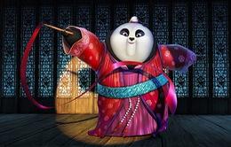 """""""Kung Fu Panda 3"""" dẫn đầu bảng xếp hạng phim ăn khách"""