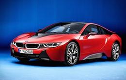 Xế sang BMW i8 Protonic Red Edition sắp trình làng