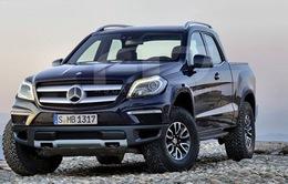 Mercedes hợp tác với Nissan chuẩn bị ra mắt xe bán tải