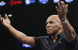 Huyền thoại Mike Tyson lấn sân sang UFC