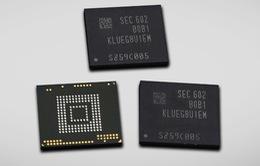 Samsung giới thiệu chip nhớ siêu tốc