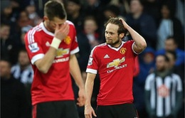 Man Utd ném đi 1 tỷ USD dưới thời Louis Van Gaal