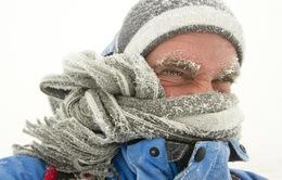 Ngăn ngừa hạ thân nhiệt và tê cóng những ngày rét đậm
