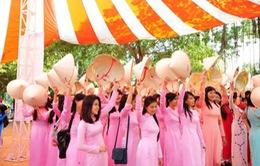 TP.HCM vận động phụ nữ toàn thành phố mặc áo dài trong Lễ hội áo dài