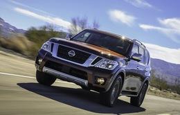 """Nissan Armada 2017 trình làng với động cơ có công suất """"khủng"""""""