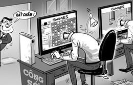 Game online và những ảnh hưởng tới sức khỏe