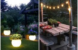 Những ý tưởng tuyệt vời biến khu vườn thành một thiên đường (Phần 1)