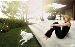 Cận cảnh biệt thự siêu sang của Jennifer Aniston