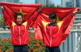 VĐV rowing Phạm Thị Huệ giành suất tham dự Olympic Rio 2016