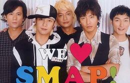 SMAP - 'Bông hoa duy nhất thế giới' đã tan rã