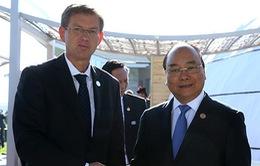 Thủ tướng hội kiến Thủ tướng Slovenia