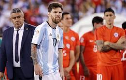 Tổng thống Argentina thuyết phục Messi đừng giải nghệ