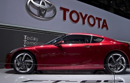 """Toyota giữ vững """"ngôi ông hoàng"""" trong ngành ô tô"""