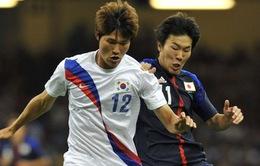U23 Nhật Bản - U23 Hàn Quốc: Samurai đại chiến Bạch Hổ (21h45, VTV6)