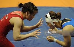 ĐT vật Việt Nam hướng đến tấm vé thứ 3 dự Olympic