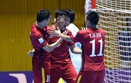 ĐT Futsal Việt Nam lần đầu vào vòng 1/8 World Cup: Hành trình quả cảm và giàu cảm xúc
